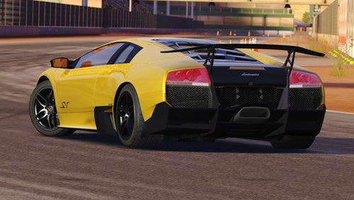 Forza Motorsports 3 Hot Holiday DLC Pack: What's Inside