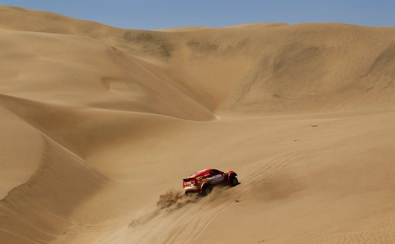 All The Best 2012 Dakar Rally Photos In One Place