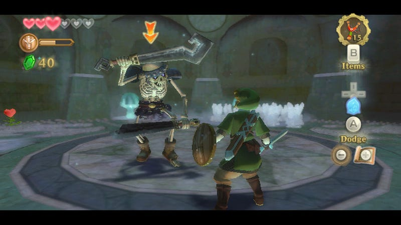 The Next Zelda May Vex Lefties, But Only Briefly