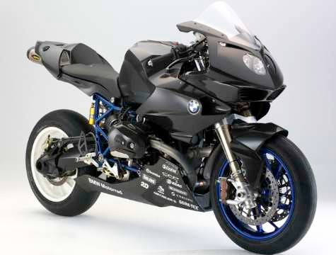 BMW Motor Rad! Beemer Superbike to Debut at LeMans