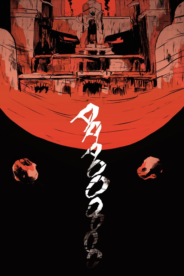 Read a preview of a groovy manga-influenced Martian horror graphic novel