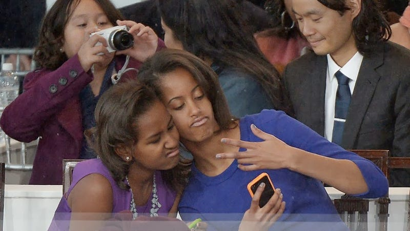Malia Obama's Birthday > America's Birthday