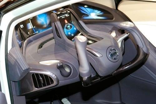 Nissan Land Glider Concept: Tokyo Motor Show Photos
