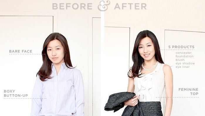 The Truth About That UC Irvine 'Before and After' Job Interview Image