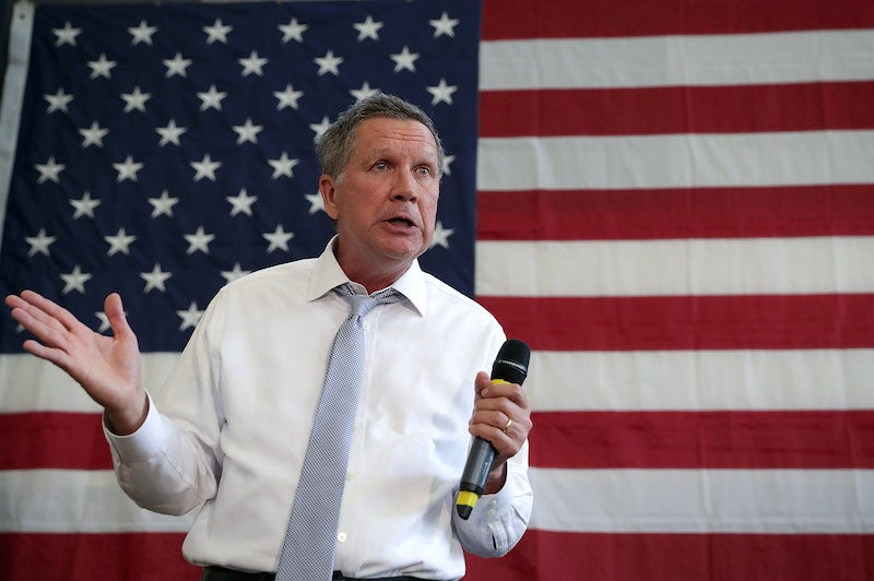 Well What Do Ya Know? Republicans Actually Miss John Kasich