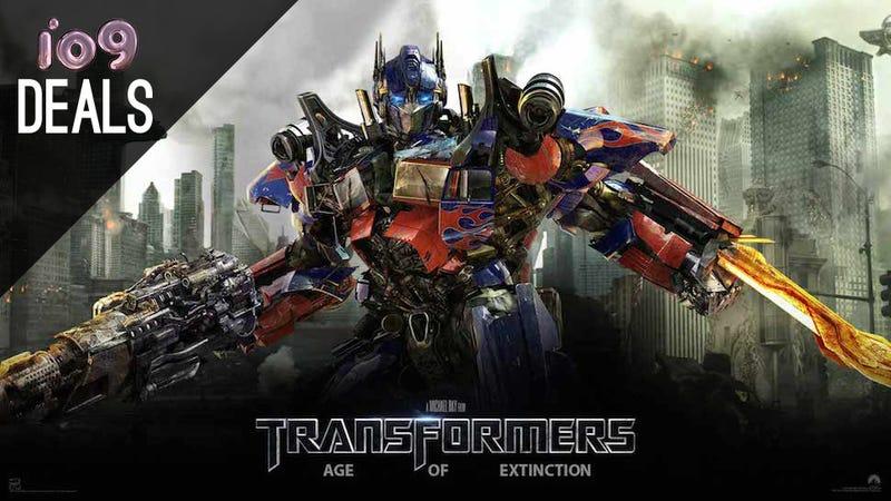 Deals: Transformers Tickets, Roku Mania, Kerbal Space Program