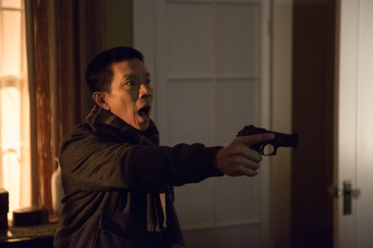 The episode that proved that Wu is indeed the true hero of Grimm