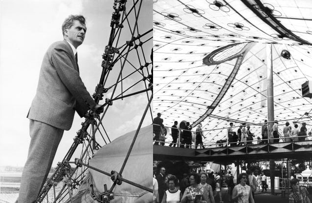 The Best of Frei Otto, the Architect Who Engineered the Future