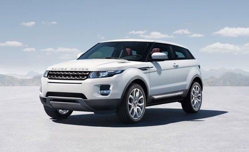 Range Rover Evoque Is The New LRX