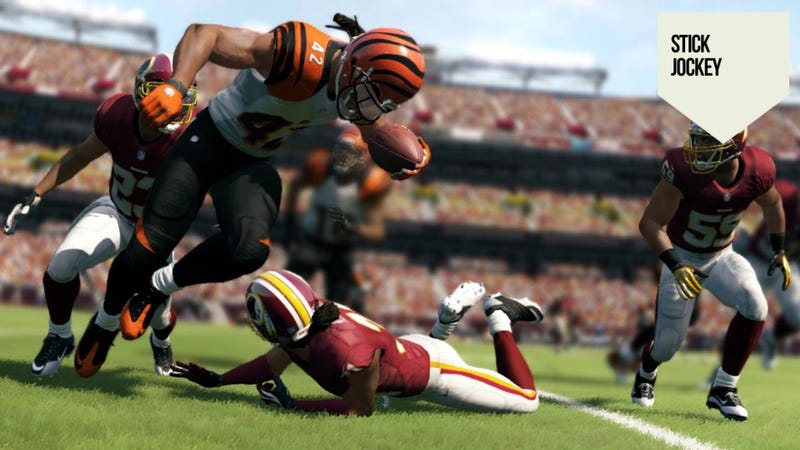 As Time Runs Out on the Xbox 360, Look For a Conservative Gameplan from Sports Video Games
