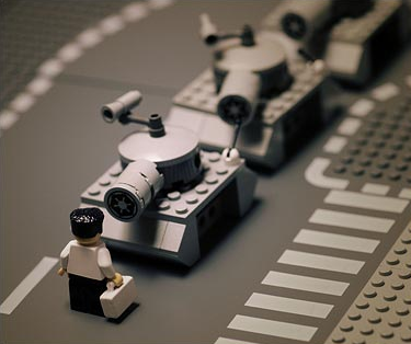 When Legos Walked the Earth