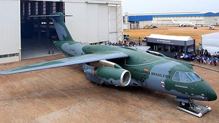 Meet The Embraer KC-390, The Jet Powered Challenger To The C-130