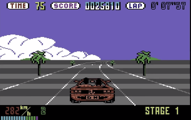 This Is How The Best Arcade Driving Game Got To Your Living Room