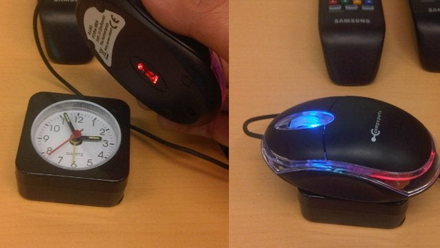 Use an Analog Alarm Clock to Disable Forced Screensavers