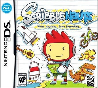 UK Scribblenauts Has Ice Lollies And Nappies
