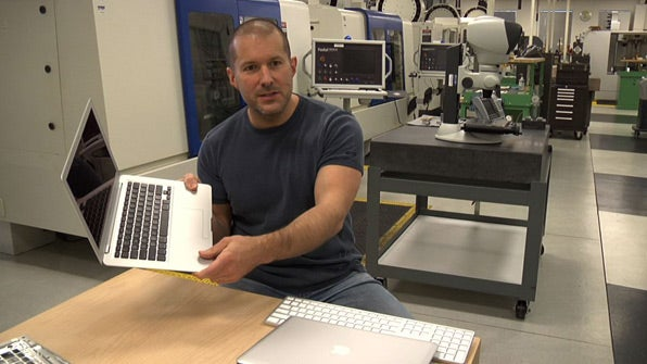 Inside Jonathan Ive's Apple Design Lab