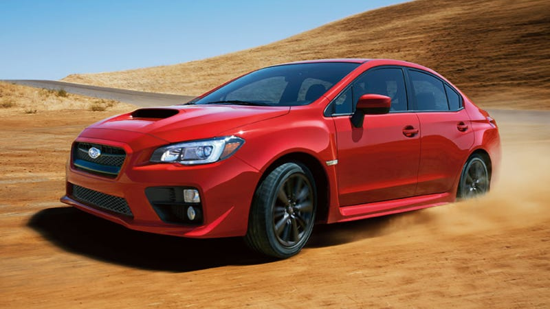 2015 Subaru WRX: This Is More Of It