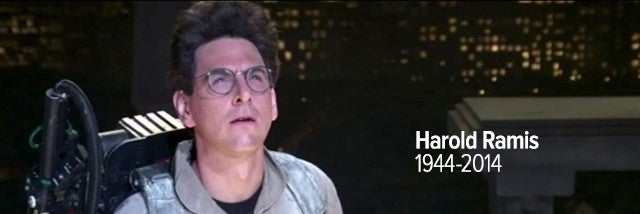 I really wish Harold Ramis would come back like in Groundhog Day