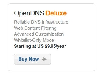 OpenDNS Deluxe Adds Deeper Controls and Email Support