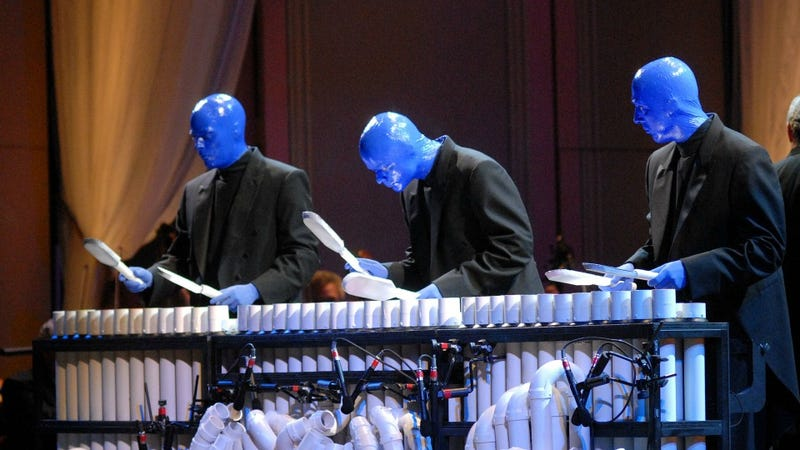 Woe is Tobias Fünke: Blue Man Group To Feature Female Role For The First Time