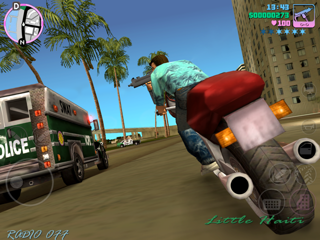 These Screens from Grand Theft Auto Vice City: 10th Anniversary Edition Look Damn Good
