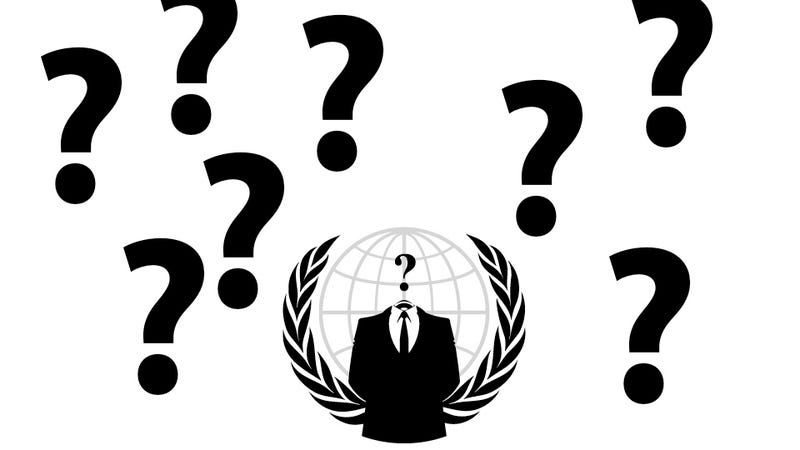 Is Anonymous Spinning Out of Control?
