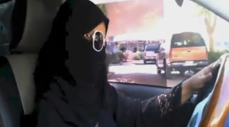 Saudi Women Are Protesting Their Lack of Rights by Simply Driving