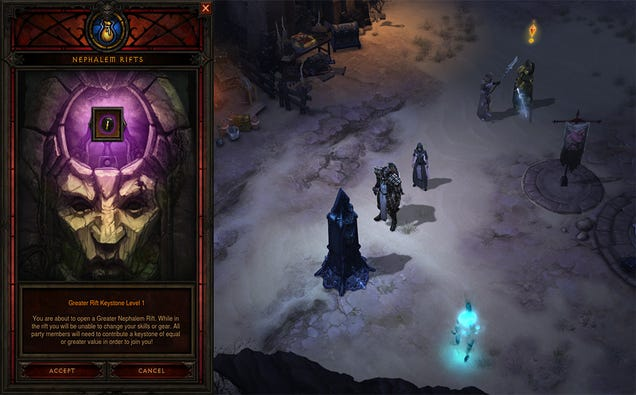 Diablo 3 PS4/Xbox One Patch Now Available, Adds - Yahoo