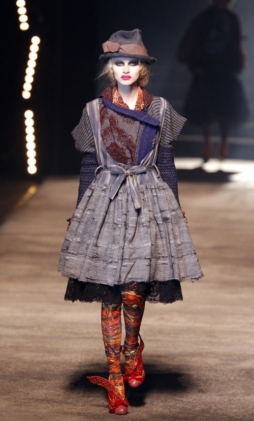 Vivienne Westwood Is Out Of Her Damn Mind & Loving Every Minute Of It