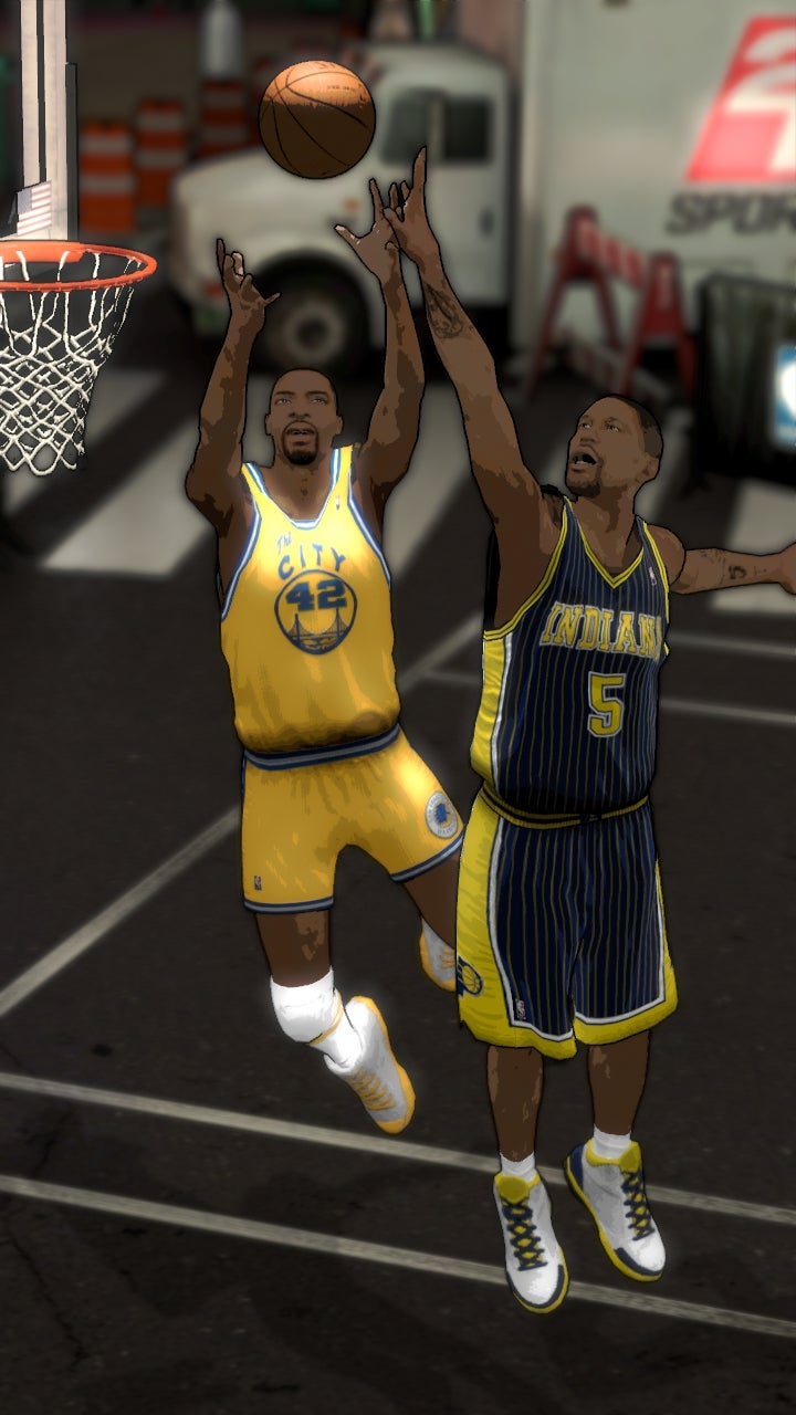 Bask in the New Game Modes and Artsy Glory of NBA 2K12's Legends Showcase