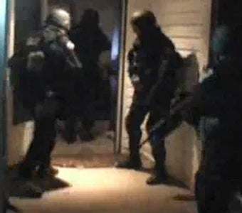 SWAT Team Raids House, Shoots Dogs over 'Small Amount of Marijuana'