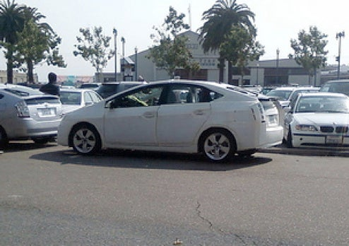2010 Toyota Prius Caught Semi-Silently Prowling Streets Of San Fran?