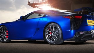 Was The Lexus LFA The Greatest Car Of The 2000s?