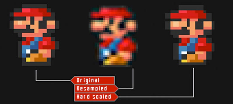 Explained: Why Super Mario Bros. Looks Like Ass On Your HDTV