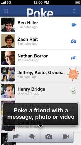 Facebook Poke Gallery