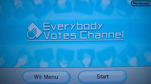 Wii Channel Lets Everybody Vote on Frivolous Things