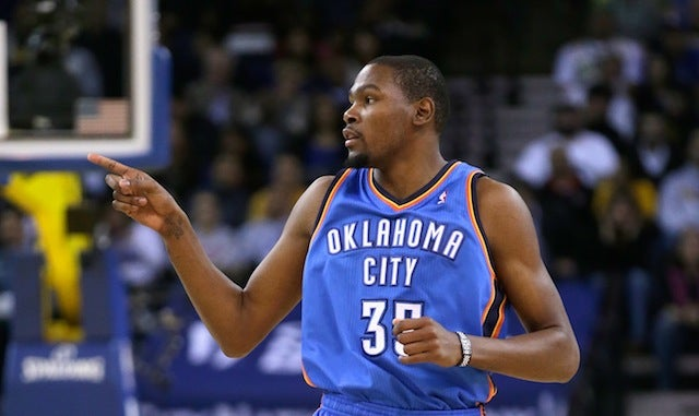 Here's A Story About Kevin Durant Being A Really Nice Dude