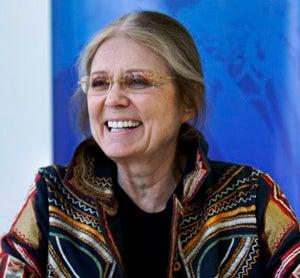 Gloria Steinem Will Make You Cry