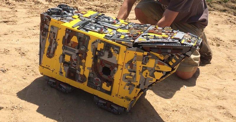 (Video) Lego - Sandcrawler - Star Wars