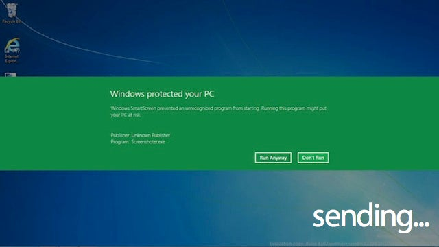 Windows 8 Tells Microsoft About Everything You Install, Not Very Securely