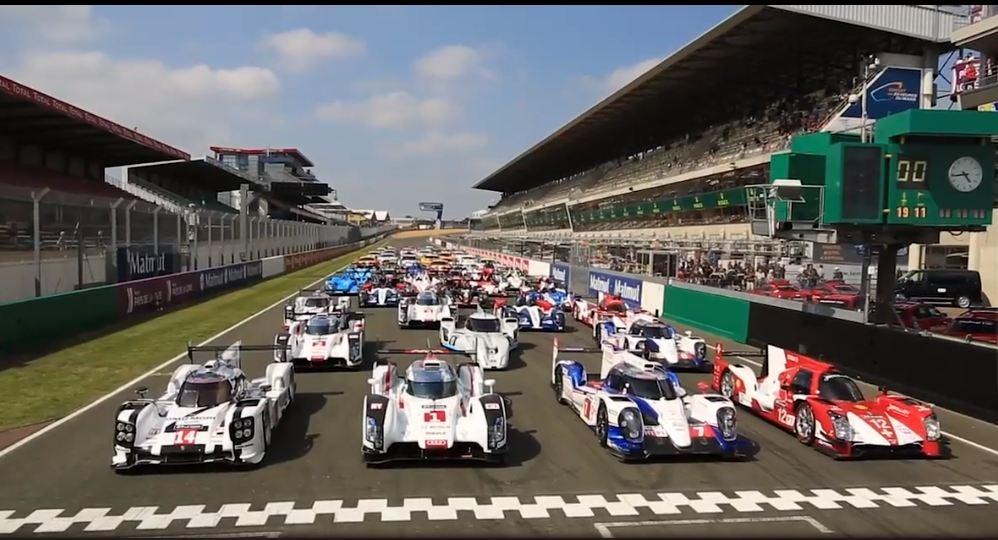 Le Mans 2014 Class Picture