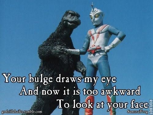 The Existential Beauty of Godzilla Haiku