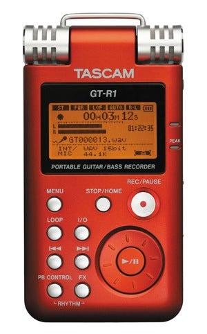 Tascam GT-R1 Guitar Recorder Lets You Capture Those Brilliant Solos