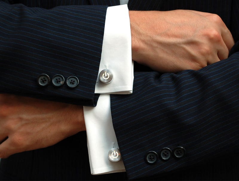 The only pair of cufflinks you need to own, ever
