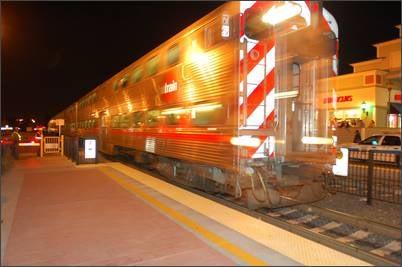 Caltrain GPS Project Tracks, Locates Late Trains