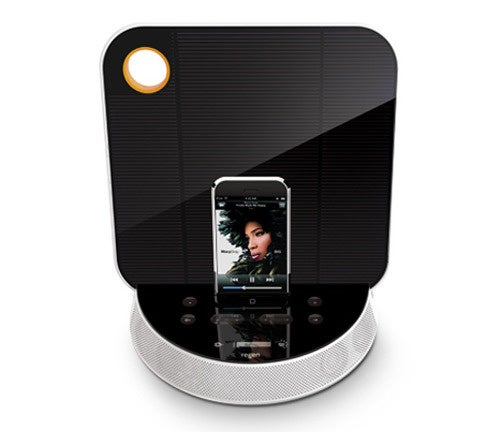 ReNu: Modular Solar Panel for iPod Docks and Desk Lamps