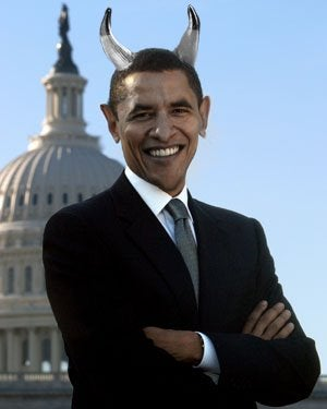 Latest Fringe Conservative Theory on Obama: He's the Antichrist. No, Really