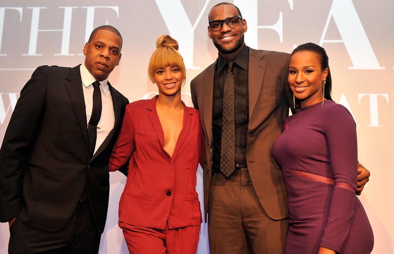 Beyonce And Jay Z Performed At LeBron's Wedding