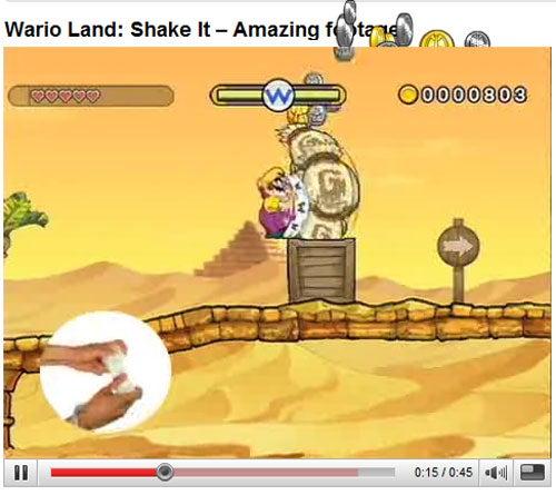Wario Land Marketing Shakes Up YouTube