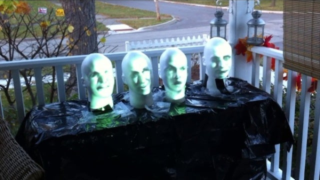 Singing Busts Arduino Project Brings All the Campiness of Disney to Your Front Door